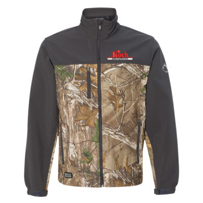 DRI DUCK - Motion Soft Shell Jacket - Embroidered Logo Thumbnail